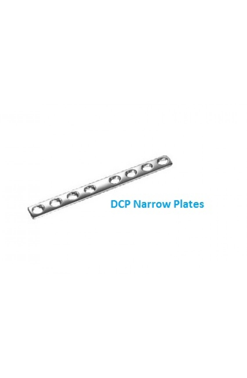DCP 4.5 mm, Narrow Plates