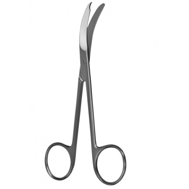 Northbent Stich Scissors,Curved , 12.5 cm