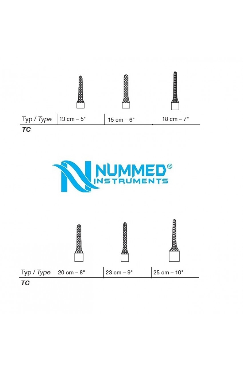 Ryder Needle Holder,TC